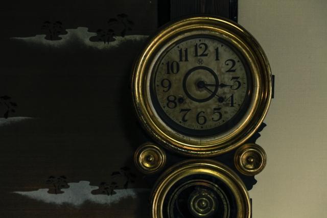 柱時計・アンティーク腕時計買取